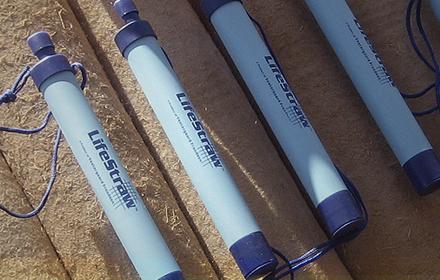 Ideer, der hjælper: LifeStraw